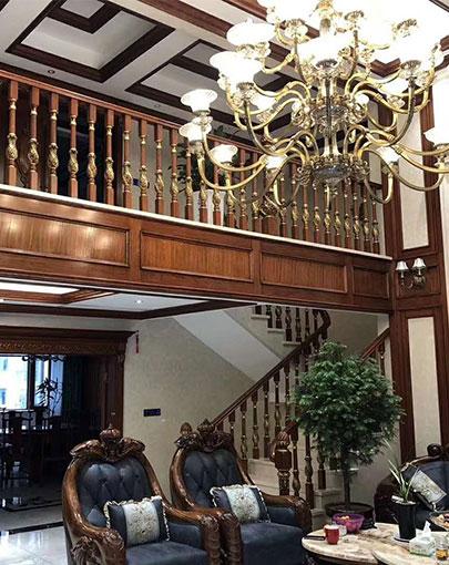 重庆别墅亚博娱乐下载地址楼梯
