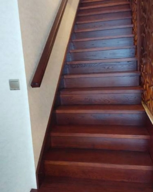 实木楼梯踏步