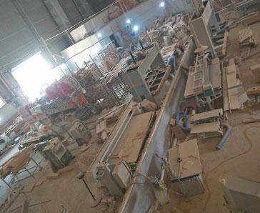 实木楼梯生产设备